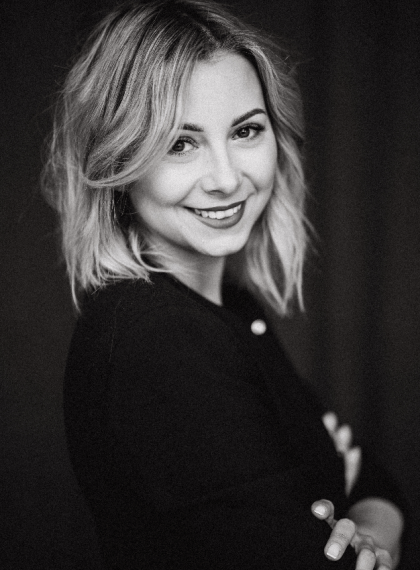 Ewelina Jaumień - Creative Director, Head of Architecture & Design Department
