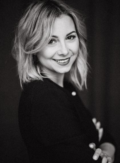 Ewelina Jaumień - Creative Director, Head of Architecture & Design Department