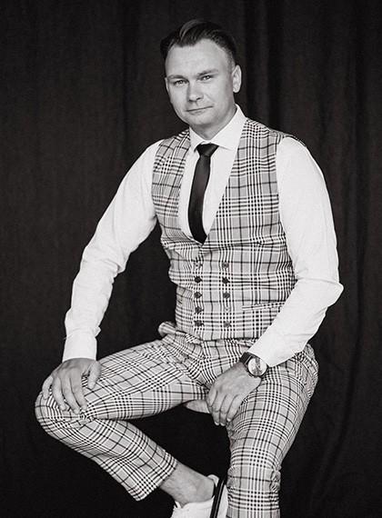 Łukasz Kłak - Regional Director of West Poland
