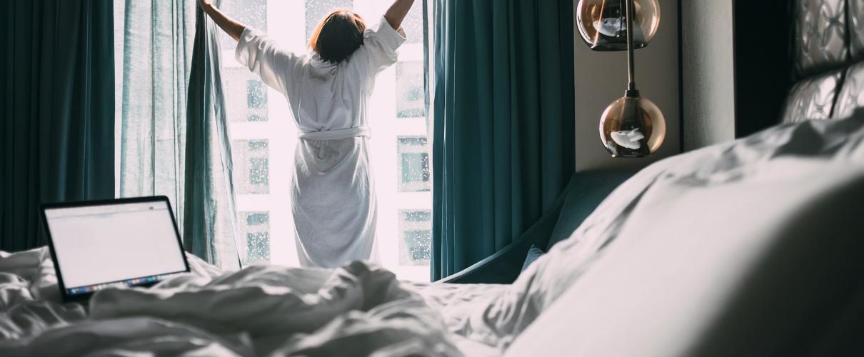 4 najnowsze trendy w hotelowym designie